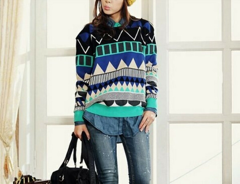 Хочу свитер