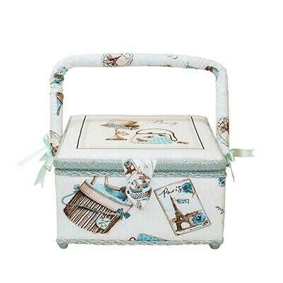 корзина для швейных принадлежностей