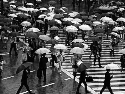 Чтобы прошел дождь