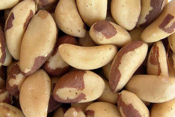 Всякие необычные орехи (бразильские, макадамия, кешью, миндаль)