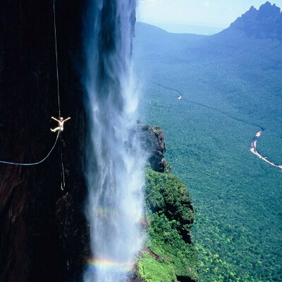 Венесуэла, водопад Анхель