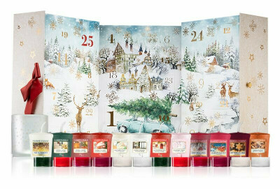 Адвент-календарь Yankee Candle Magical Christmas Morning (собрали!)