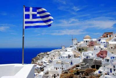 Побывать в Греции