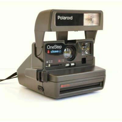 Own a Polaroid Camera