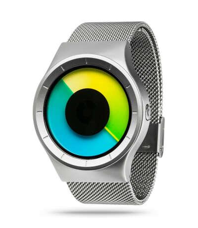 Ziiro Celeste Chrome Colored