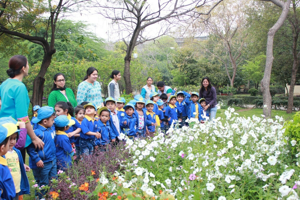 Kids Learning and Child Care Service Center in South Delhi