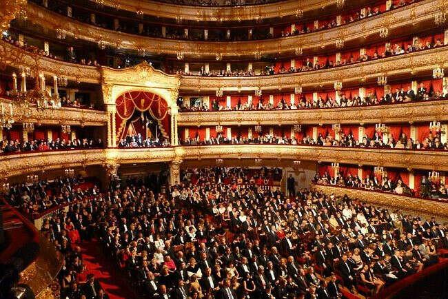 Хочу в Большой Театр