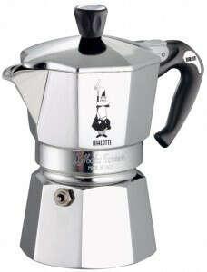 MOKA LIMITED EDITION 6п. Bialetti гейзерная кофеварка