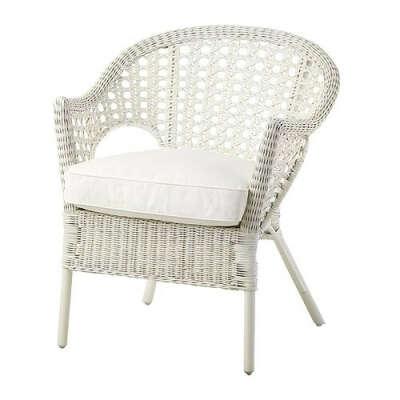ФИННТОРП/ЮПВИК Кресло с подушкой-сиденьем - IKEA