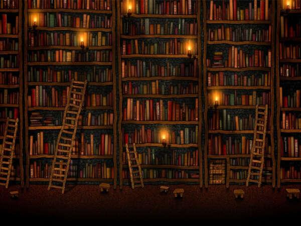 Большая библиотека