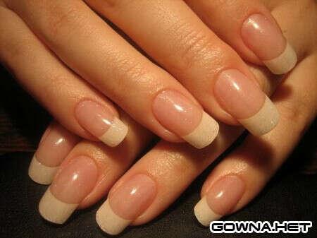 Отрастить свои длинные и крепкие ногти