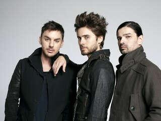 Концерт группы 30 seconds to Mars