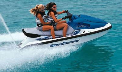 Покататься на водном мотоцикле