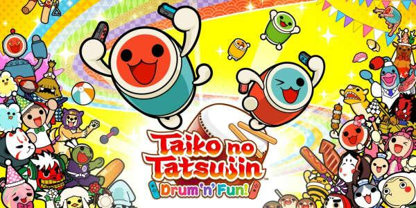 Taiko no Tatsujin: Drum Session! Nintendo Switch