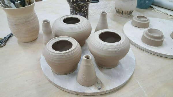 Урок керамики от Юлии Смирновой