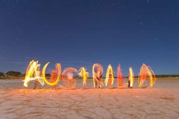 Побывать в Австралии