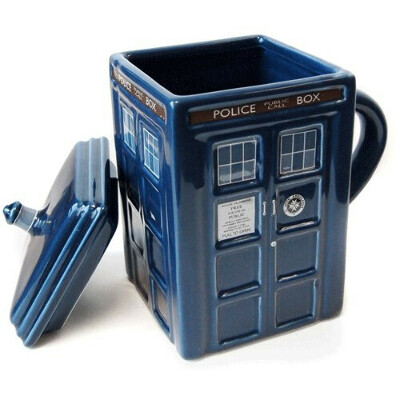 "Кружка ""Doctor Who"""