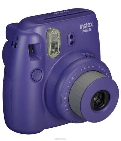 Фотокамера мгновенной печати Fujifilm Instax Mini 8