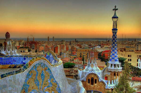 Путешествие в Испанию