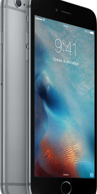 Apple iPhone 6s Plus 128GB (серый космос)