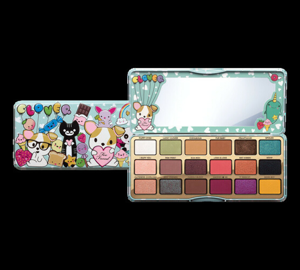 CLOVER EYE SHADOW PALETTE от Too Faced
