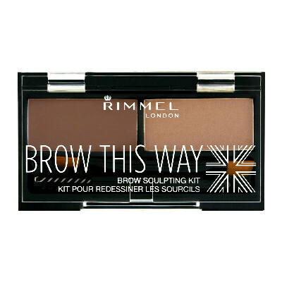 Rimmel Brow This Way Eyebrow Kit