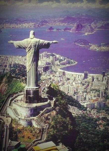 Хочу съездить в Рио-де-Жанейро