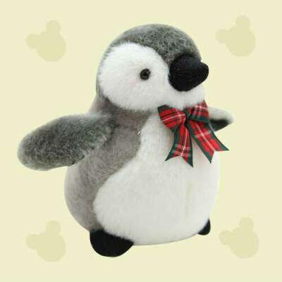 Игрушка пингвиненок))
