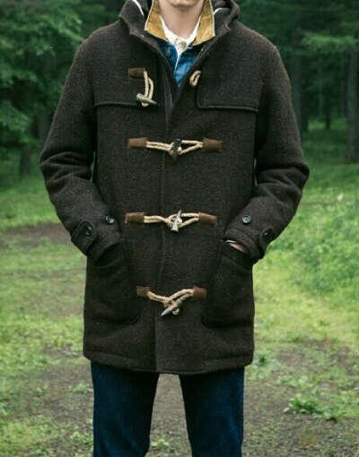 Пальто такого типа
