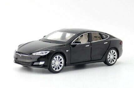 Модель Tesla 1:32