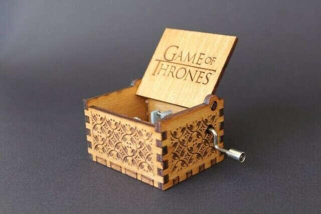 Музкальная штукатулка Game of thrones