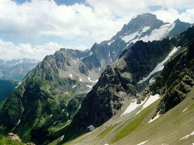 Съездить в горы