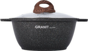 Кастрюля Kukmara Granit Ultra Original 4 л