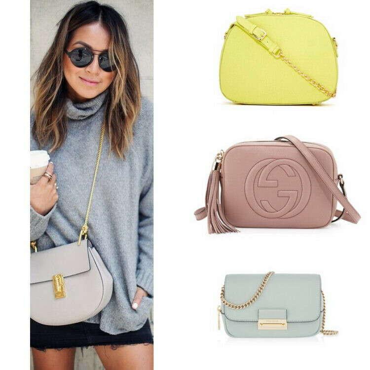 Сумки и сумочки разных цветов и размеров