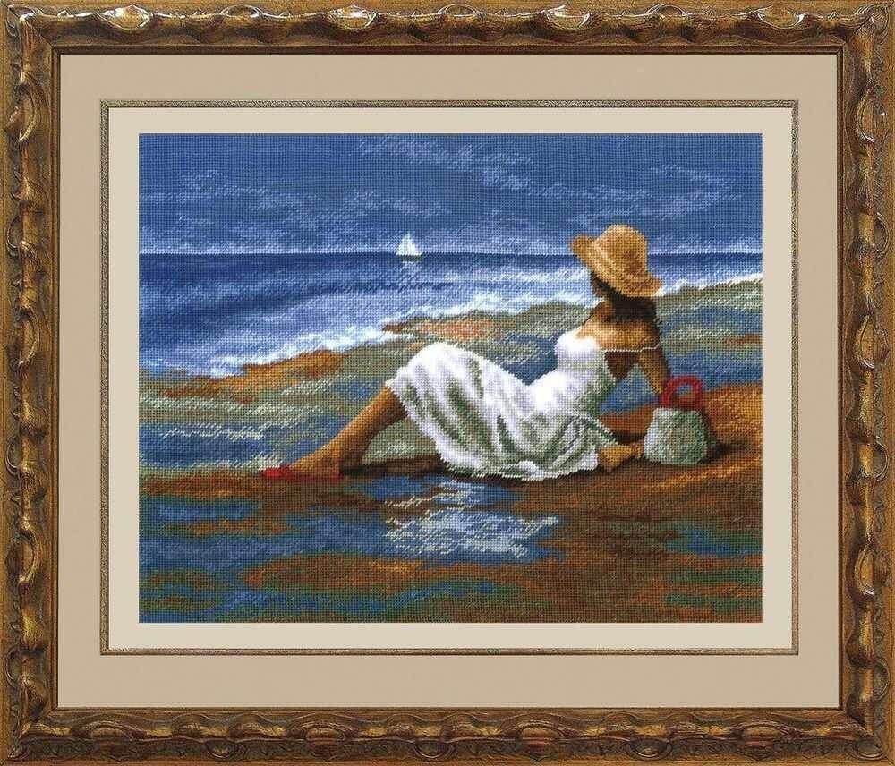 «Девушка у моря»