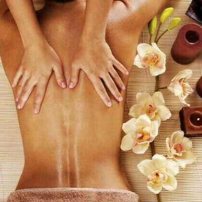 Курс лечебного массажа спины