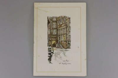 Открытки с рисунками Антона Пика