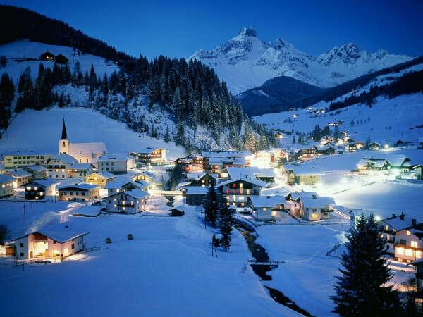 Хочу на горнолыжный курорт
