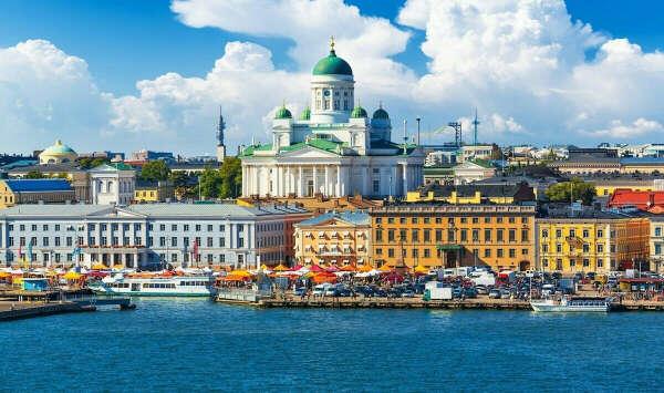Съездить в Хельсинки