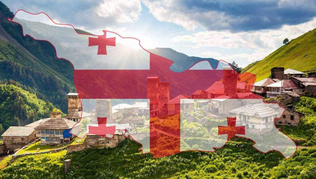 Грузия: вино, хачапури, горы, винодельни, монастыри
