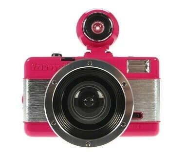 фотоаппарат Fisheye