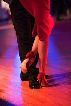 Заняться танго