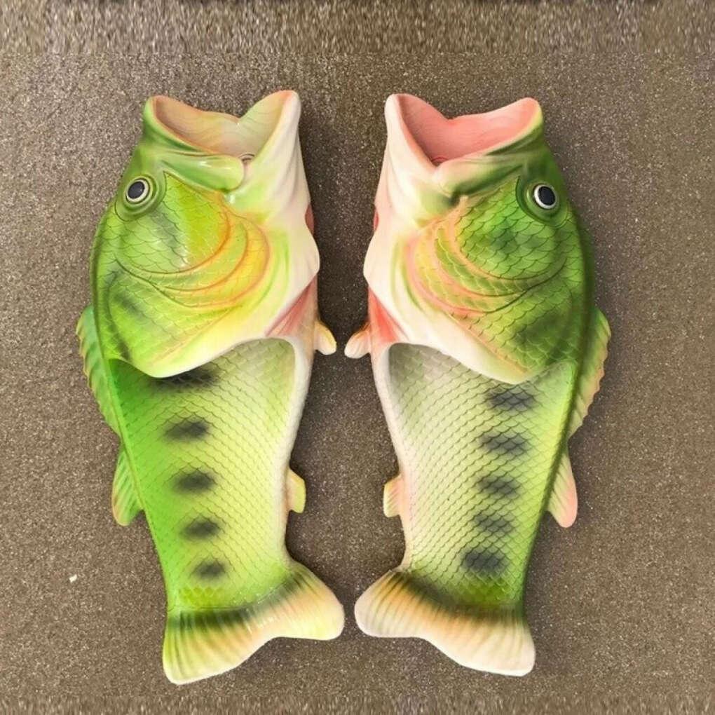 """Тапки """"Рыбы"""