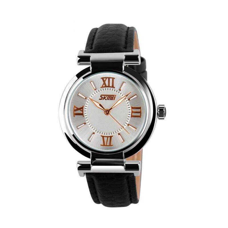 2015 новинка марка ремень из натуральной кожи женщины одеваются часы кварцевые часы водонепроницаемый леди свободного покроя часы часы наручные часы купить на AliExpress