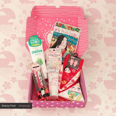 ZenPop Japanese Beauty Pack