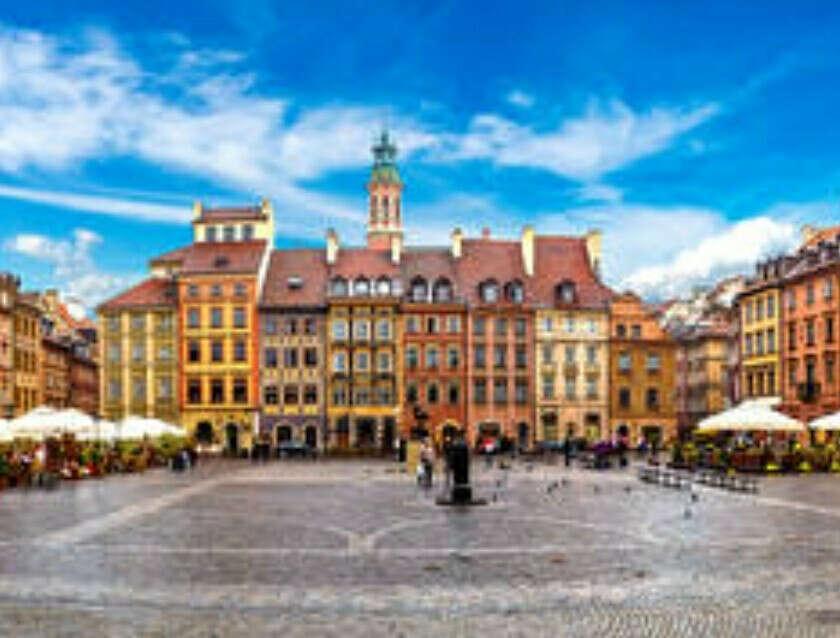 Побывать в Польше