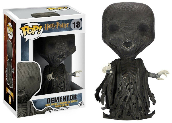 "Фигурка Дементор из ""Гарри Поттер"" - 6571 Funko POP Harry Potter Dementor #18, ціна 420 грн., купити Киев — Prom.ua (ID#963296150)"