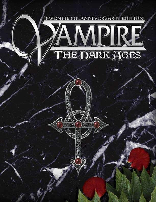 Vampire 20th Anniversary Edition: The Dark Ages - Onyx Path Publishing   Vampire 20th Anniversary   V20 Dark Ages   DriveThruRPG.com
