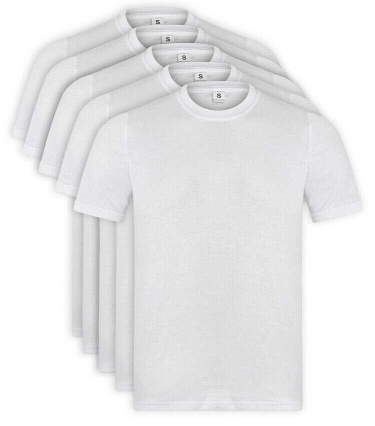 Набор любых футболок без рисунков 4 шт
