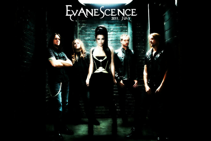 Посетить концерт Evanescence